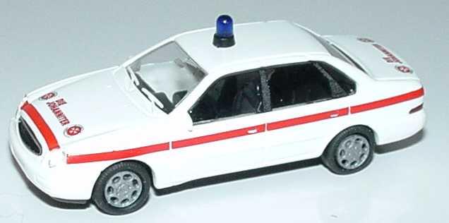 Foto 1:87 Ford Scorpio Stufenheck Die Johanniter Rietze 50631