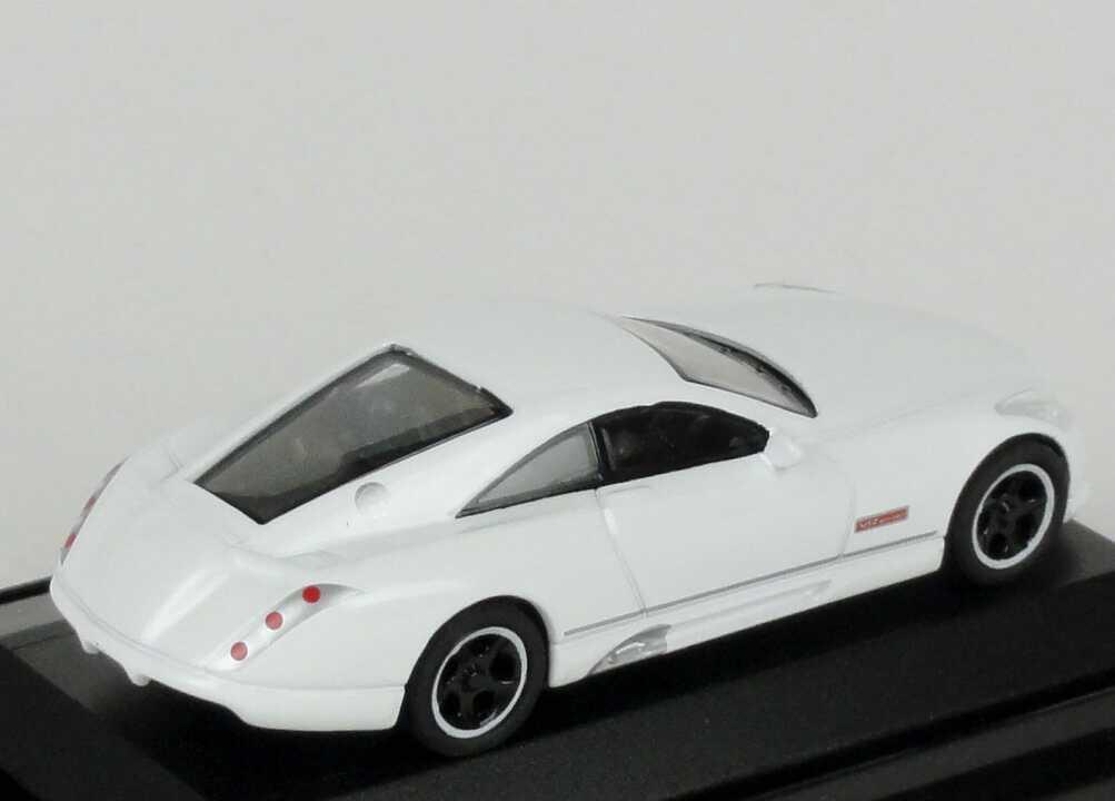 Foto 1:87 Fulda/Maybach Concept Car Exelero 2005 weiß Schuco 25565