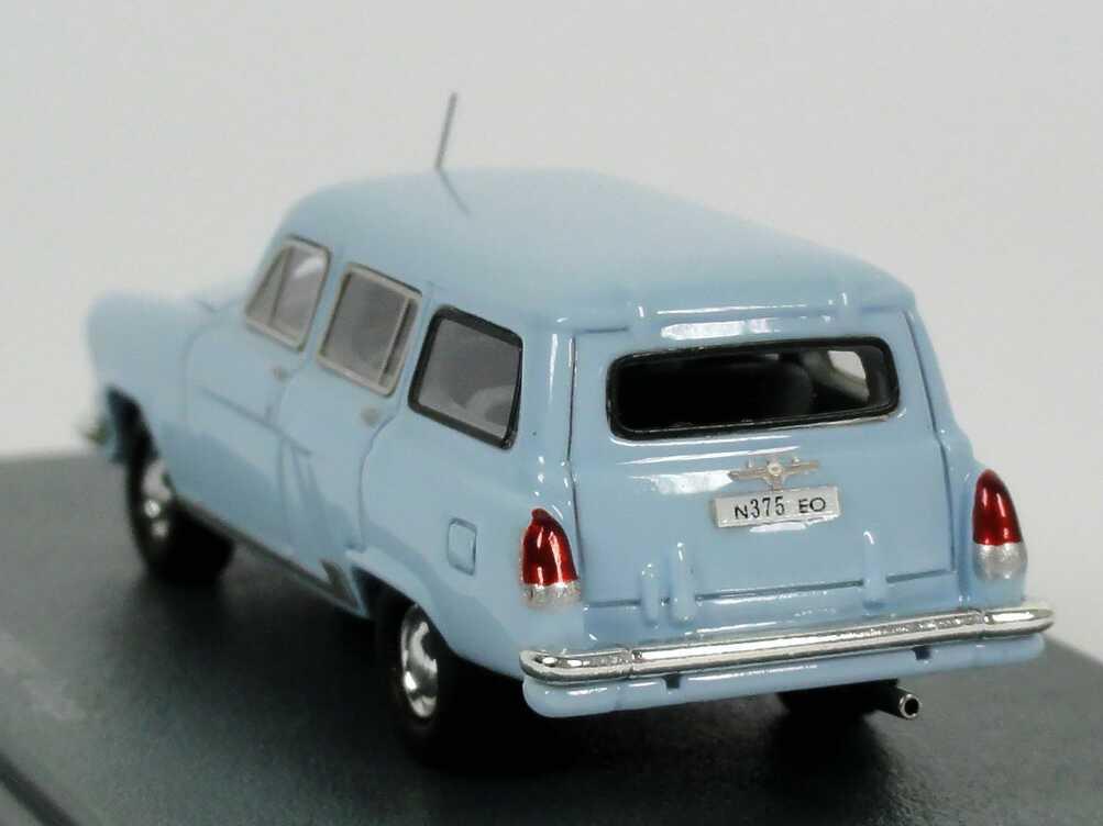 Foto 1:87 GAZ M22 Volga (1970) Kombi hellblau NEO Scale Models 87375
