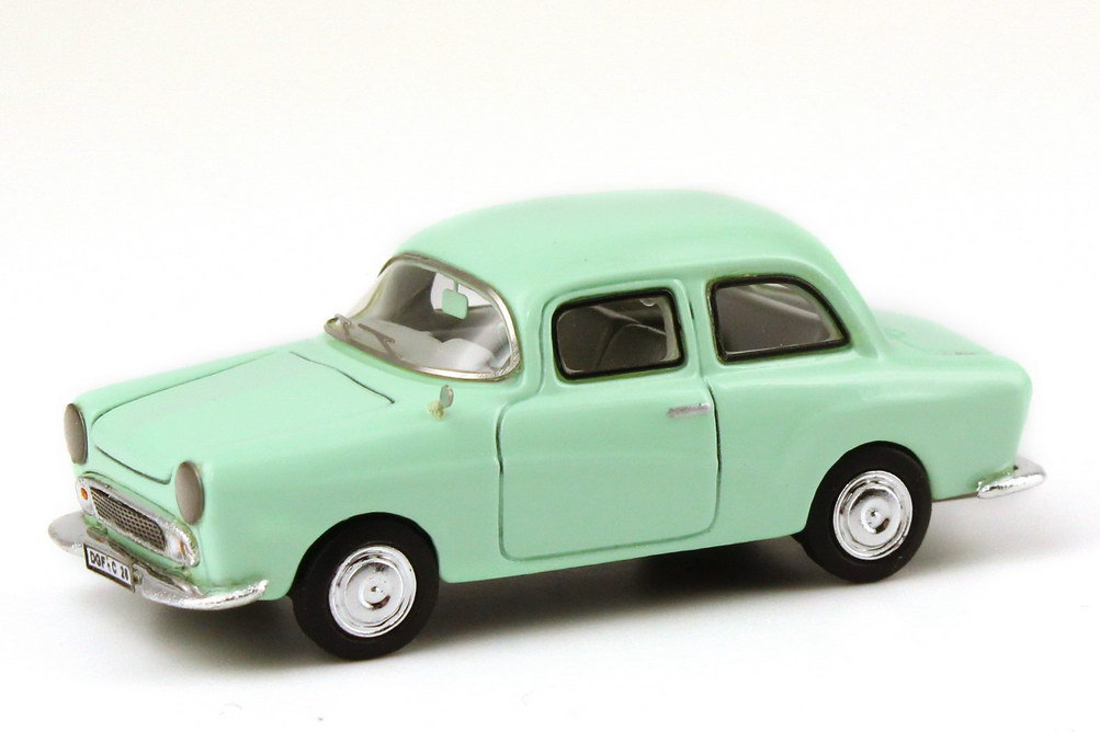 Foto 1:87 Glas Isar T 700 hell-türkis NEO Scale Models 87326