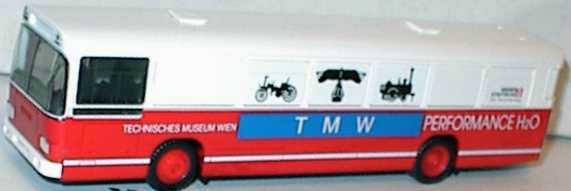 Foto 1:87 Gräf Steyr Stadtbus Technisches Museum Wien herpa 142618