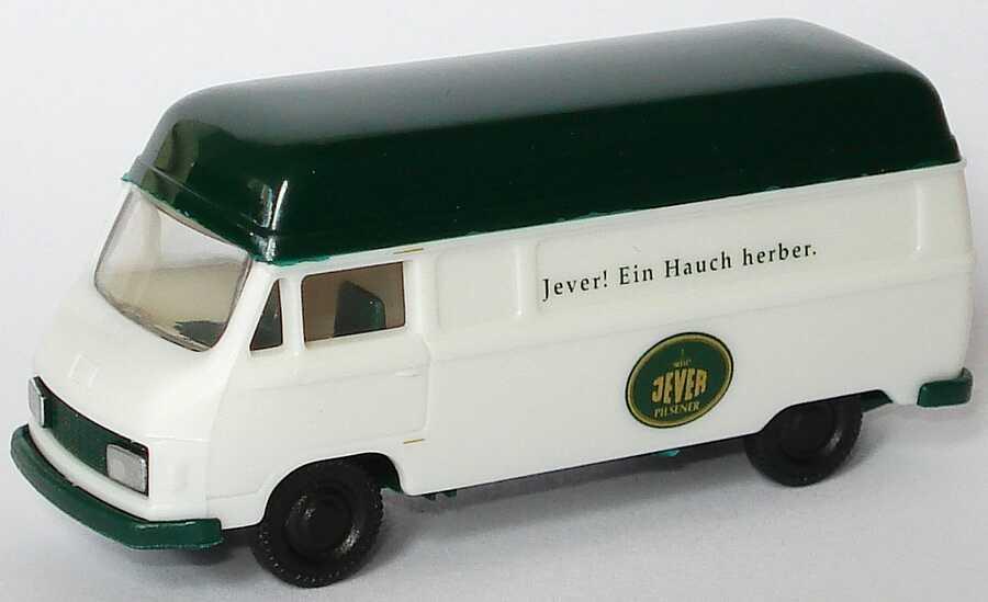 Foto 1:87 Hanomag F35 Kasten Hochdach Jever! Ein Hauch herber APS Collection