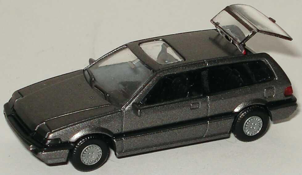 Foto 1:87 Honda Accord Aerodeck grau-met. Rietze