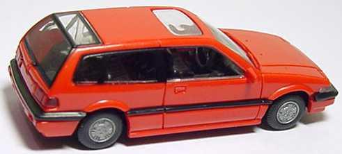 Foto 1:87 Honda Accord Aerodeck rot Rietze 10240