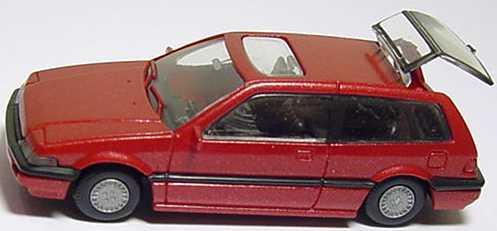 Foto 1:87 Honda Accord Aerodeck rot-met. Rietze