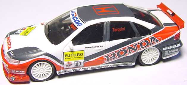 Foto 1:87 Honda Accord STW 1998 Honda Nr.11, Tarquini (ohne PC-Box) herpa