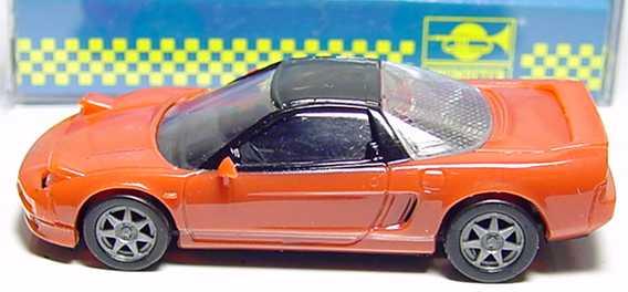 Foto 1:87 Honda NSX rot Trumpeter 5001L