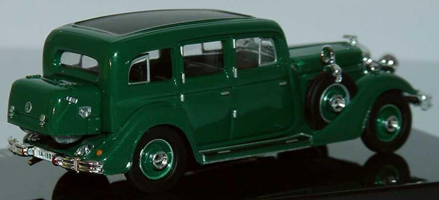 Foto 1:87 Horch 851 Pullman (1935) dunkelgrün Ricko 38809