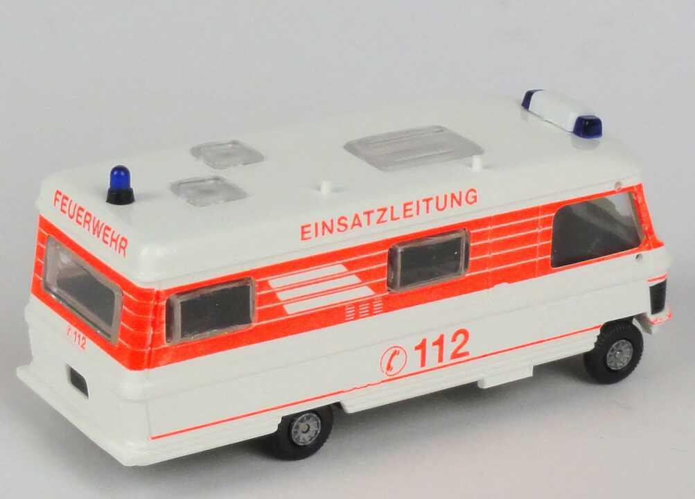 Foto 1:87 Hymer Hymermobil 660 Feuerwehr Einsatzleitung Rietze 50070