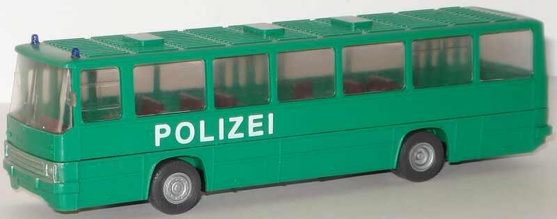 Foto 1:87 Ikarus 260 Polizei SES Automodelle