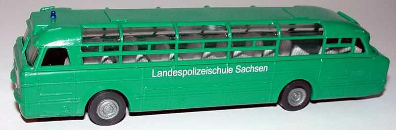 Foto 1:87 Ikarus 55 Landespolizeischule Sachsen SES Automodelle 14108598