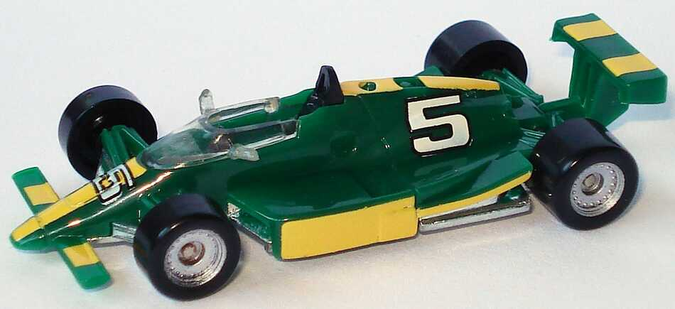 Foto 1:87 Indy Car grün Nr.5 Monogram 2082