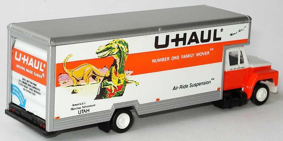 Foto 1:87 International 2a Möbelwagen U Haul, Utah herpa 142625