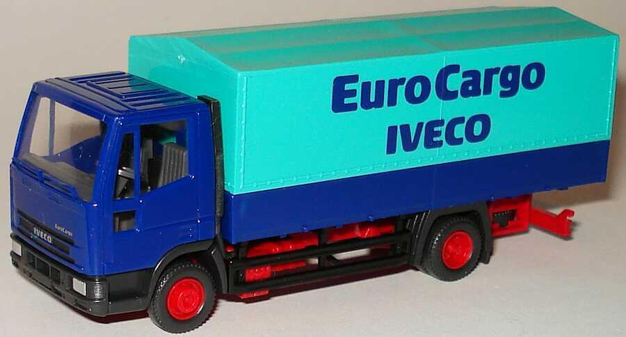 Foto 1:87 Iveco EuroCargo 2a PP Iveco EuroCargo Wiking 43901