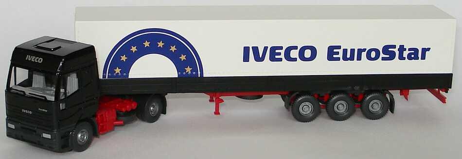 Foto 1:87 Iveco EuroStar PPSzg 2/3 Iveco EuroStar Wiking 51601