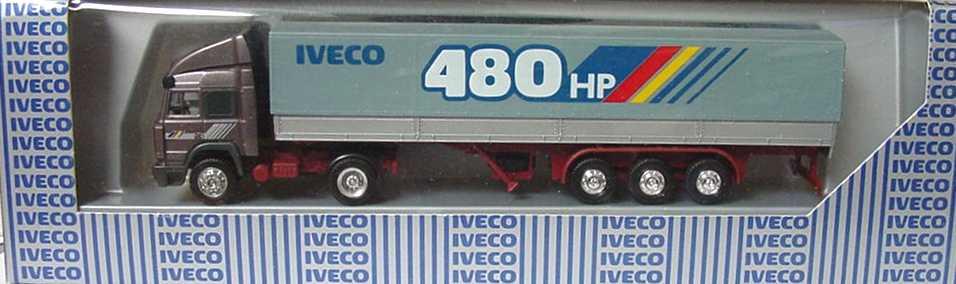Foto 1:87 Iveco TurboStar Fv PPSzg 2/3 Iveco 480 HP herpa 2234