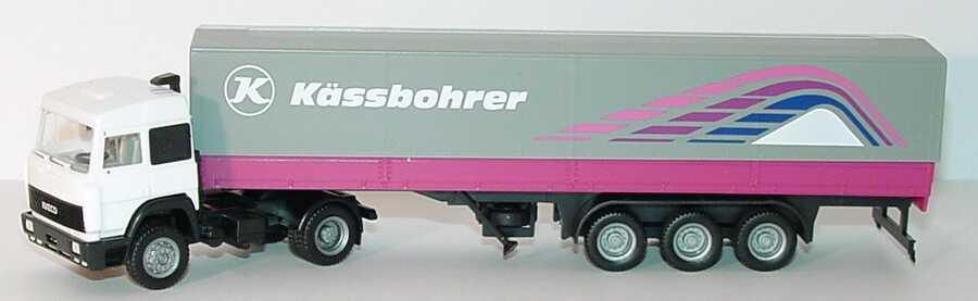 Foto 1:87 Iveco TurboStar PPSzg 2/3 Kässbohrer herpa