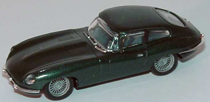 Foto 1:87 Jaguar E-Type grün-met. herpa 032018