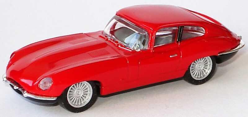 Foto 1:87 Jaguar E-Type rot herpa 032018