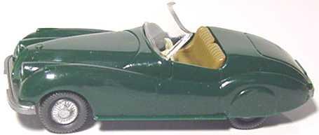 Foto 1:87 Jaguar Sport dunkelgrün Wiking 10020
