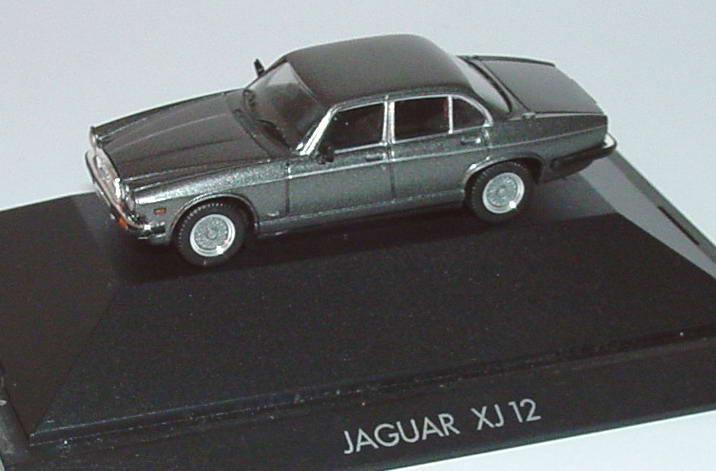 Foto 1:87 Jaguar XJ 12 5,3 grau-met. herpa 31020/100083