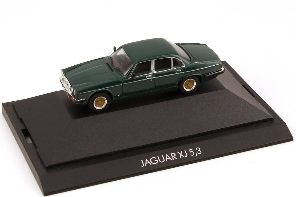 Foto 1:87 Jaguar XJ 12 5,3 racing-green herpa 20020