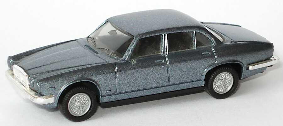 Foto 1:87 Jaguar XJ 12 blaugrau-met. herpa 3020
