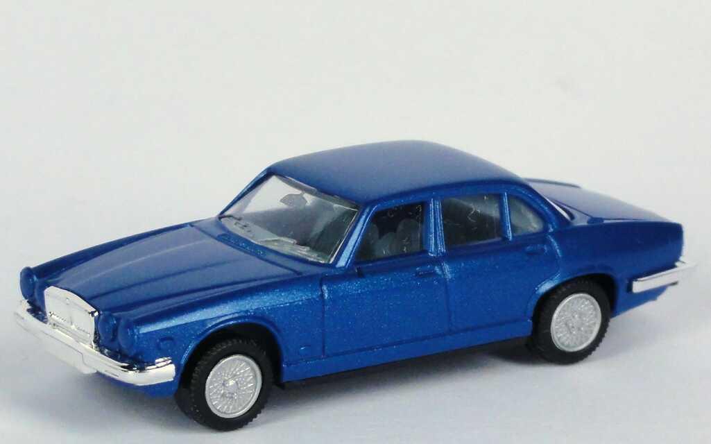 Foto 1:87 Jaguar XJ 12 blau-met. herpa 3020