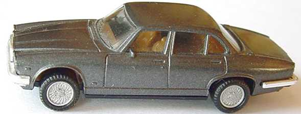 Foto 1:87 Jaguar XJ 12 graumet., IA braun herpa 3020