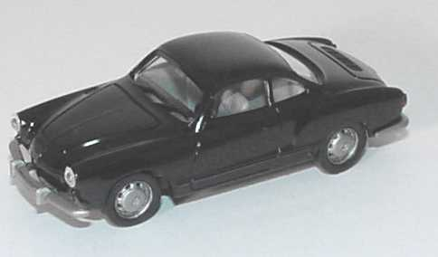 Foto 1:87 Karmann Ghia Coupé schwarz AMW/AWM 0190