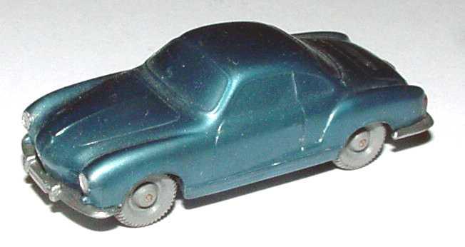 Foto 1:87 Karmann Ghia blau-met. (unverglast, 1. Serie) Wiking