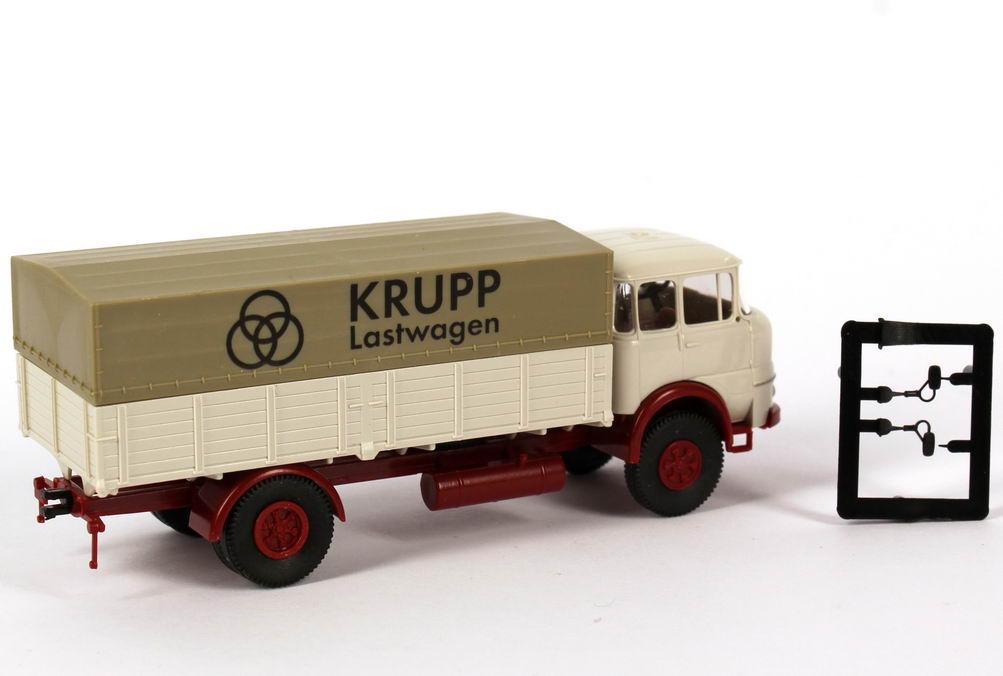 Foto 1:87 Krupp LF 960 2a PP-Lkw Krupp Lastwagen Brekina 94100