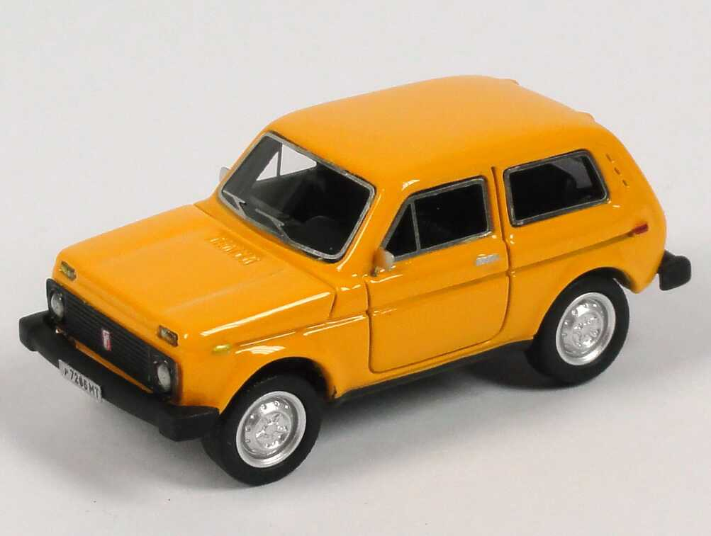 1 87 lada niva 2121 naranja neo scale models 87256 ebay. Black Bedroom Furniture Sets. Home Design Ideas