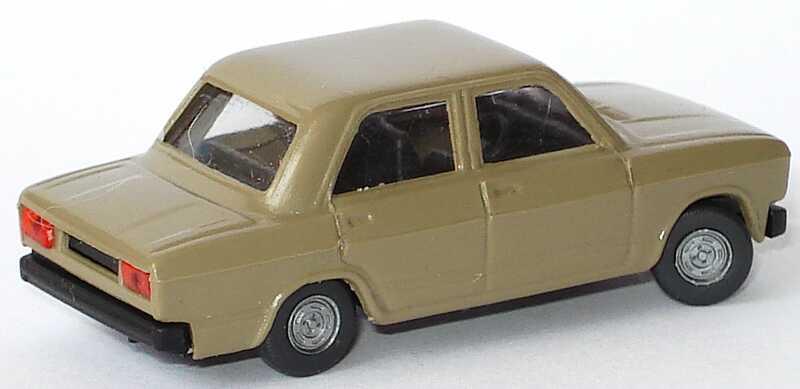 Foto 1:87 Lada Nova 2105 olivgrau SES Automodelle