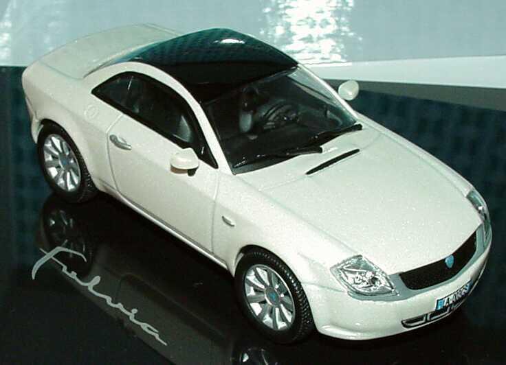 Foto 1:43 Lancia Fulvia Set (Fulvia Coupe 1965 + Fulvia Concept 2003) Norev 783011