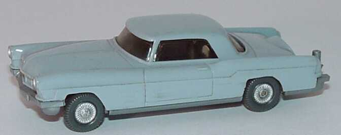 Foto 1:87 Continental Mark II 1956 blaugrau Wiking 210