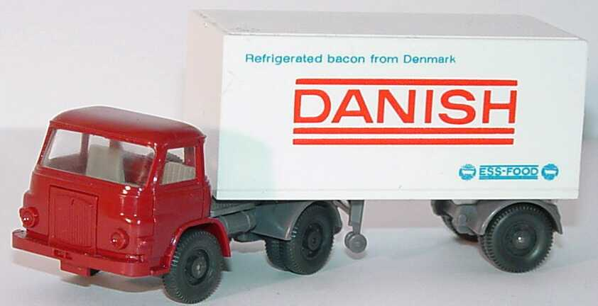 Foto 1:87 MAN 415 CoSzg 2/1 Danish, ESS-Food Wiking 577