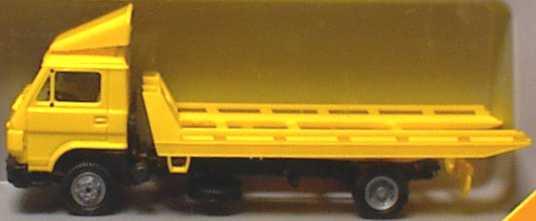 Foto 1:87 MAN G90 2a Abschleppwagen gelb (MAN) herpa 09.38069.0049