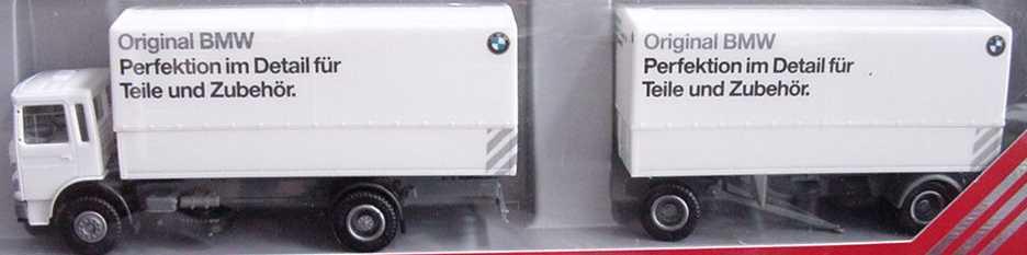 Foto 1:87 MAN (K) PPHgz 2/2 Original BMW - Perfektion im Detail für Teile und Zubehör. herpa 820026