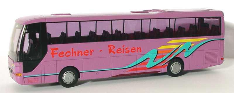 Foto 1:87 MAN Lion´s Coach Fechner-Reisen Rietze 64304