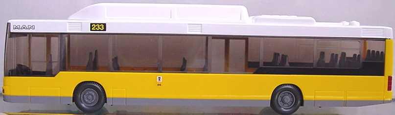 Foto 1:87 MAN NL 233 CNG BVB Wiking