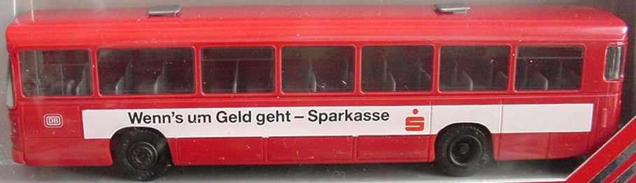 Foto 1:87 MAN SÜ 240 DB, Sparkasse herpa 831487