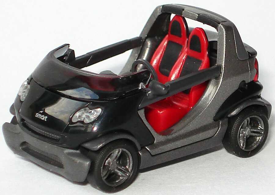 Foto 1:87 MCC Smart Crossblade schwarz/silber-met. Busch 0013439V001C02Q00