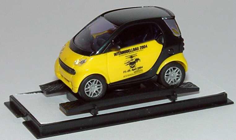 Foto 1:87 MCC Smart Fortwo Intermodellbau 2004 Busch