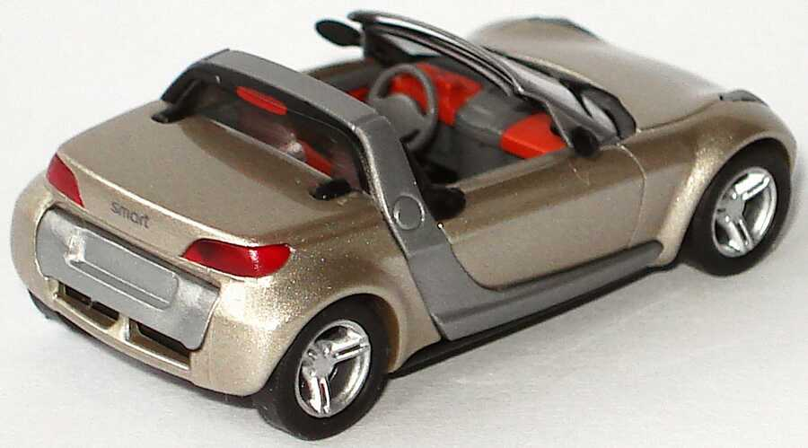 Foto 1:87 MCC Smart Roadster champagne-remix-met. Busch 0014182V001C62Q00