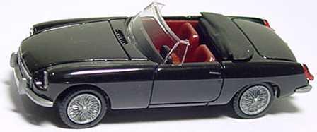 Foto 1:87 MG Cabrio schwarz AMW/AWM 0810