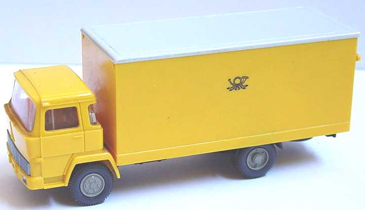 Foto 1:87 Magirus 2a Ko-Lkw Post Wiking