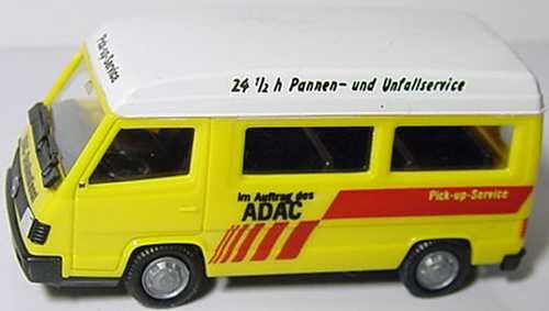 Foto 1:87 Mercedes-Benz 100D II Bus Hochdach ADAC herpa 041911