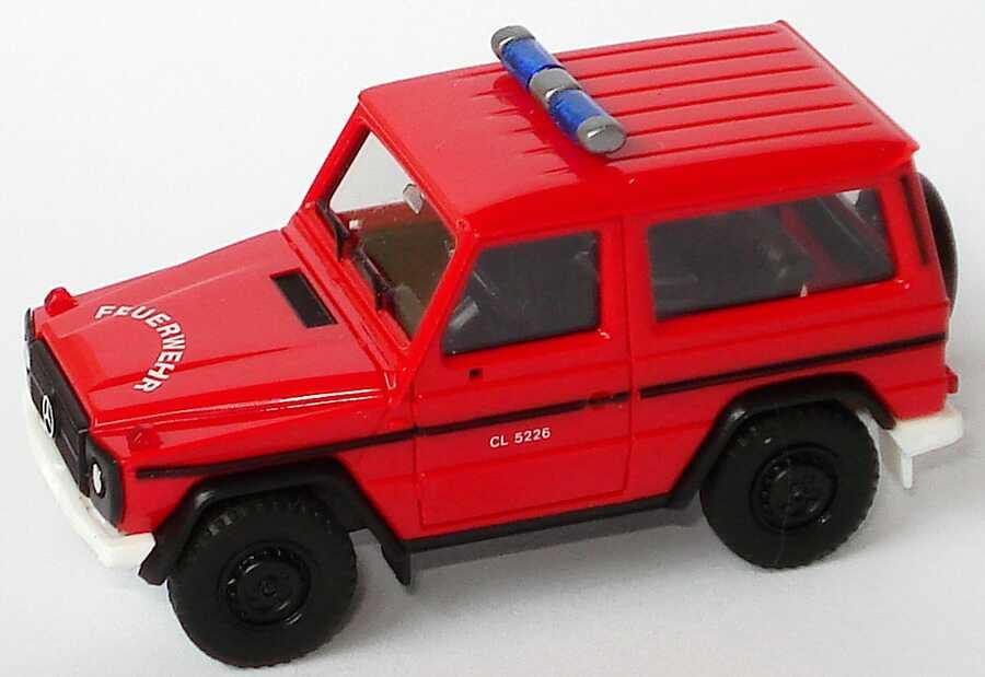 Foto 1:87 Mercedes-Benz 230GE Feuerwehr US-Army, CL 5226 Maag 700153