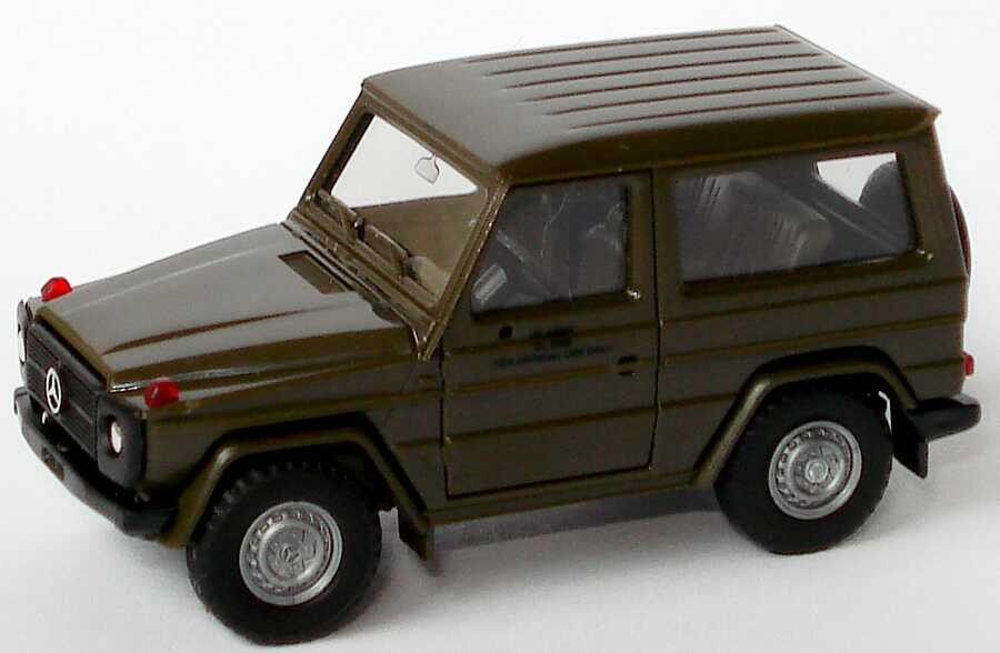 Foto 1:87 Mercedes-Benz 230GE US-Army Maag